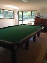 Quality Snooker/Pool Table Tallebudgera Gold Coast South Preview