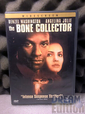 Bone Collector, The [dir. Philip Noyce; Denzel Washington] (1999) Chiller [DEd] - Bone Chillers Dvd