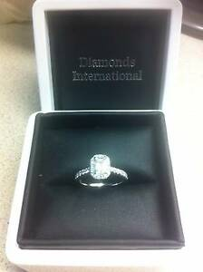 1.15ct Stunning Diamond Ring valued at $9400 Brisbane City Brisbane North West Preview
