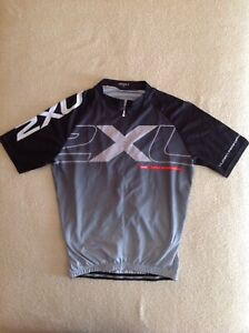 2XU Cycling Jersey Top New Condition Avondale Heights Moonee Valley Preview