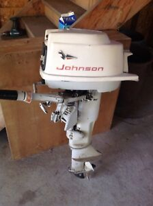 """"""" 10 HP JOHNSON OUTBOARD FOR SALE """""""