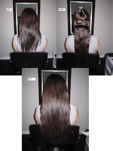 Flip In Hair Extensions - Brand New!