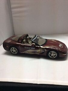Die Cast Chevy Corvette Pace Car 1:18 New Price