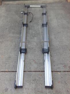 Ladder and tool racks, ex Telstra