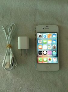 For Sale iPhone 4S 8GB - $60 OBO