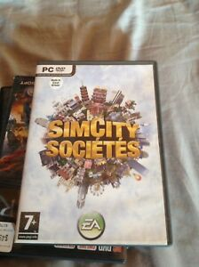 Simcity societes - pc