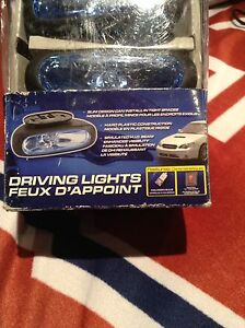 Driving lights/feux d'appoint *NEUF*