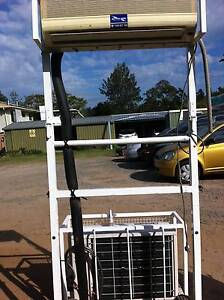 PORTABLE AIR CONDITIONER ON STAND  EX HIRE $500.00 Logan Reserve Logan Area Preview