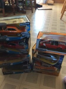 Die cast Cars excellent condition asking $30 each