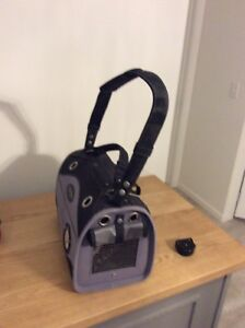 Luxury airplane approved pet carrier