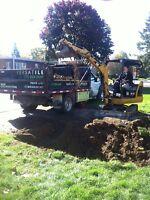 Déneigement Terrassement Réparation d'asphalte LaSalle