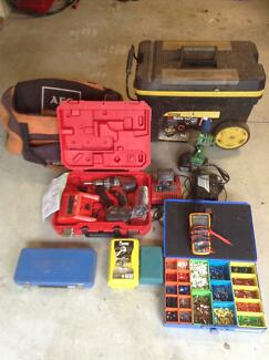 Electricians tools Mount Lawley Stirling Area Preview