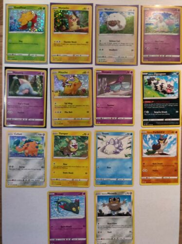 Pokemon - General Mills 25th Anniversary Promo Cards - Complete Your Set!