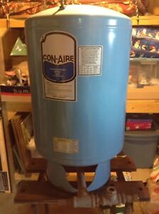ConAir 25 gallon water tank in excellent condition