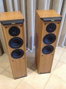 JAMO CLASSIC 6 HIFI SPEAKERS 'MADE IN DENMARK' EXCELLENT CONDITION Stirling Adelaide Hills Preview