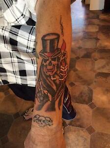 Paisley ink tattooing Mandurah Mandurah Area Preview