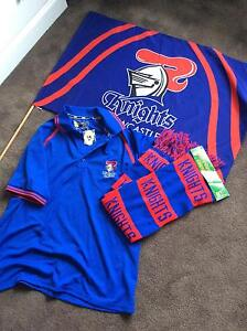 Brand new Newcastle Knights NRL supporters gear Rutherford Maitland Area Preview