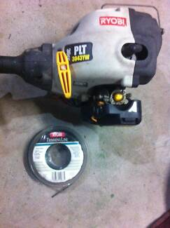 Ryobi 30cc Line Trimmer Rochedale South Brisbane South East Preview