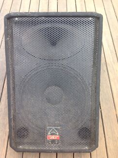 Wharfedale Pro monitor speaker - not working