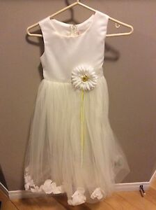 First Communion Dress or Flower Girl
