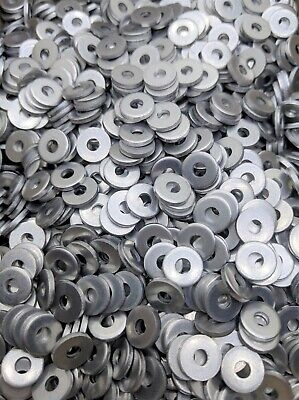 Aluminum Pop Rivet Washers 18 Blind Rivet Back Up Washers - Qty 250