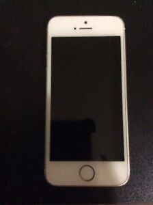 Unlocked Gold IPhone 5s 16gb