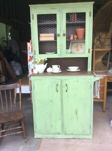 Rustic Country Cupboard