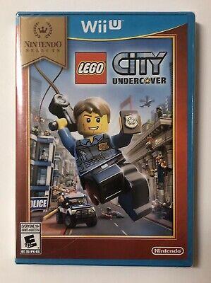 LEGO City Undercover (Nintendo Wii U) NEW