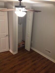1 BED 1 BATH basement apartment
