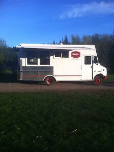 High volume food truck for sale