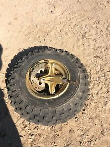Honda 250r tire