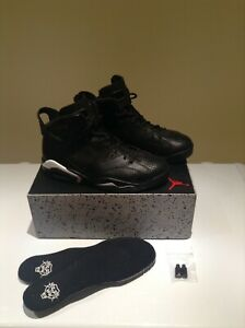 c9f3eafb554955 Air Jordan 6 Black cat