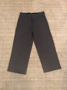 Boys size 10 grey dress pants