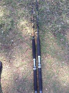 Game fishing rods Belmont Brisbane South East Preview