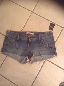 Hollister and American Eagle Shorts Size 3/4