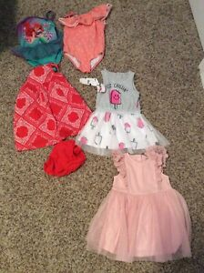 Girl Baby Clothes - HUGE - 18-24 Months