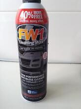 FW1 CLEANING WAX (three-can pack) - Waterless cleaning your car Laverton Wyndham Area Preview