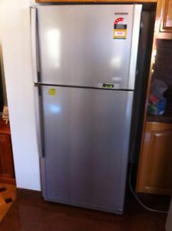 Silver Samsung fridge 500 litres Arncliffe Rockdale Area Preview