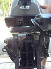 Tinnie and Outboard Motor Package Cams Wharf Lake Macquarie Area Preview
