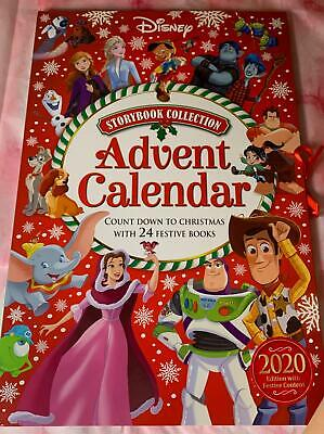 Advent Calendar Disney's storybook collection 2020 Edition Festive Content