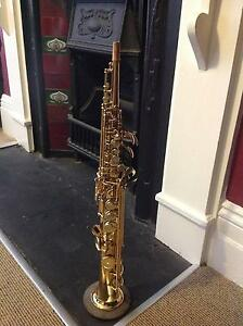 Yamaha YSS 62 Professional Model Soprano saxophone Marrickville Marrickville Area Preview
