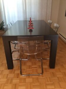 Table Parsons