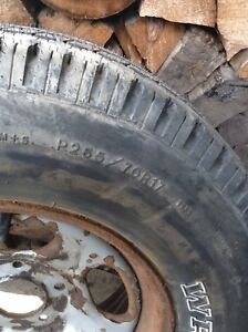 $70 265/70 R17 WRANGLER TIRE NEW FIT FORD F150