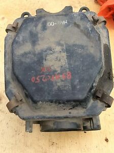 1985 Honda ATC250SX Air Box Filter Housing