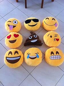 emoji pillow cushions $5 each Shellharbour Shellharbour Area Preview