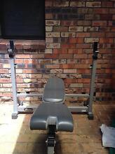 Bench press and weights Kareela Sutherland Area Preview