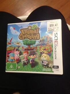 Animal Crossing New Leaf Elizabeth South Playford Area Preview