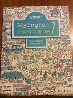 Oxford My English 7 VIctorian Curriculum