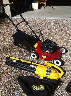 Mower and blower vac Beaudesert Ipswich South Preview