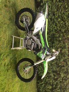 2017 Kx250f forsale must go!